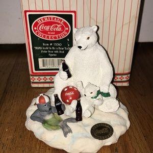 Coca Cola Figurine